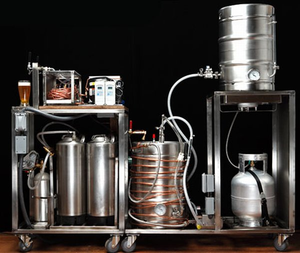 Image Result For Home Brewery Setups
