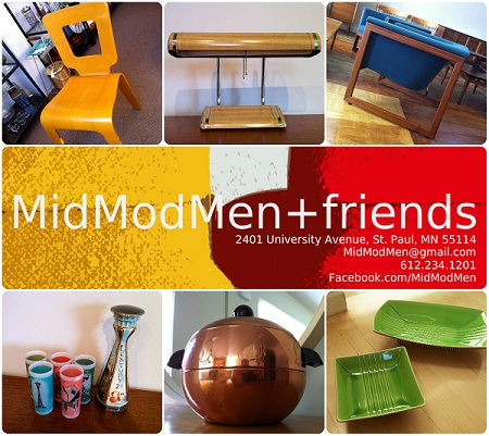 Midmodmenfriends 365 Twin Cities - Reawakening-the-midcentury-modern-vibe