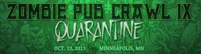 Zombie Pub Crawl