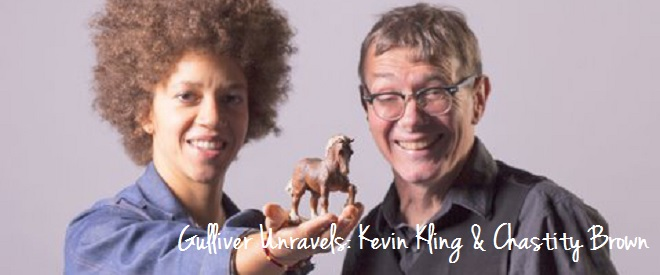 Gulliver Unravels Kevin Kling & Chastity Brown