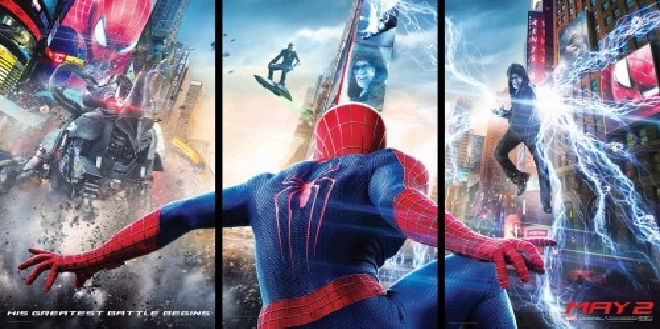 Spiderman 2-2