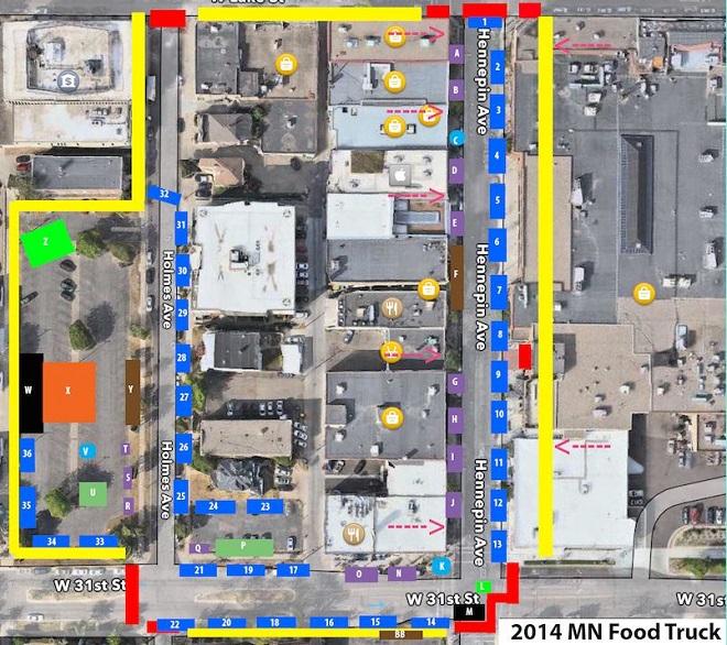 MN Food Truck Fair 2014 - 1