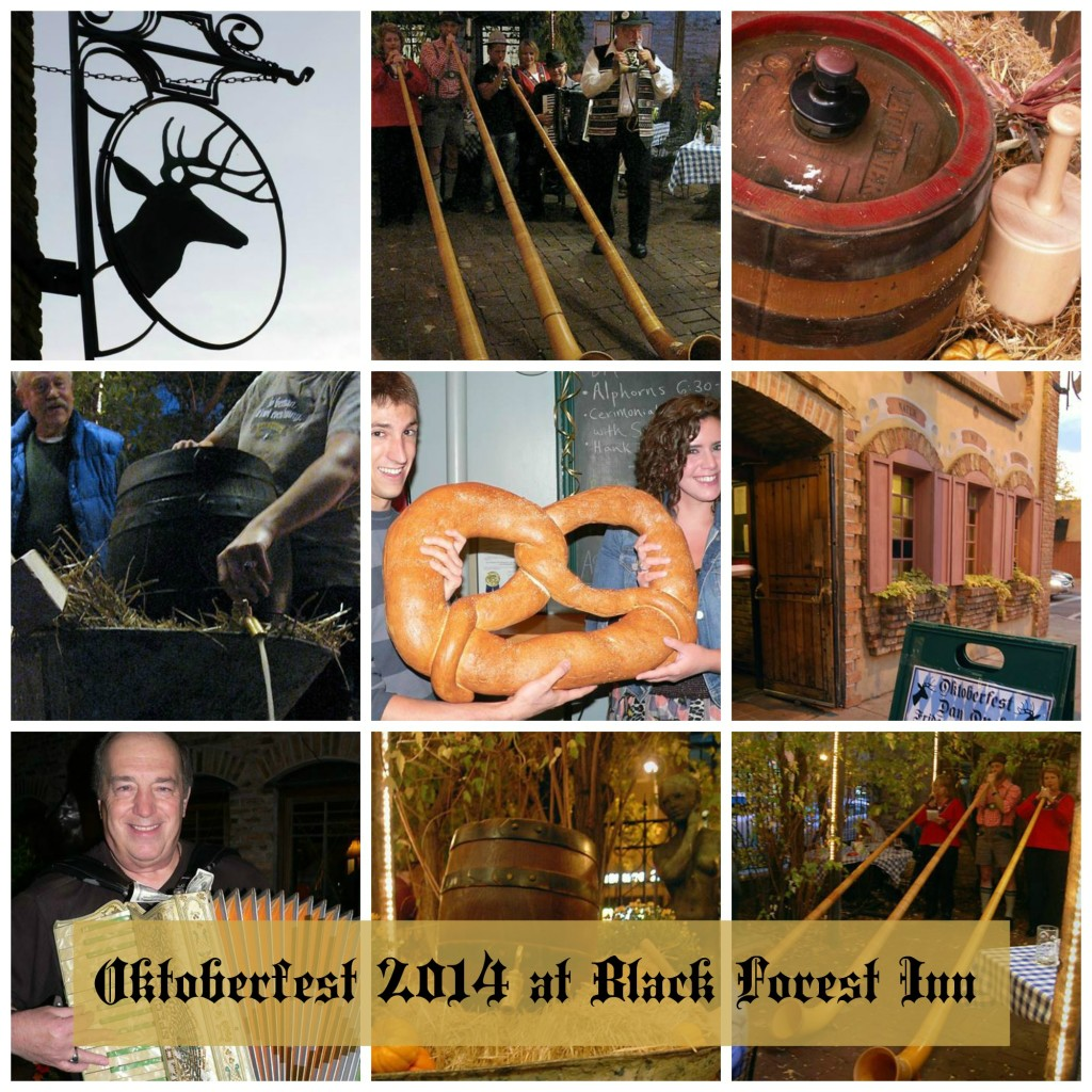 Oktoberfest Collage 2014