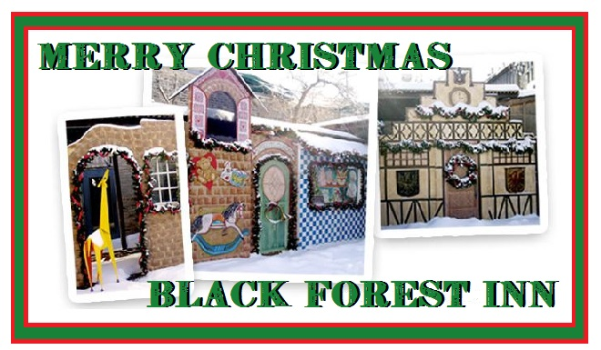 Black Forest Inn Christmas Market